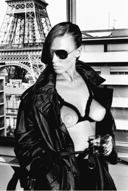 1976 Gunilla Bergstrom, Paris