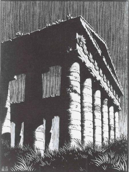 1932-Temple-of-Segeste-Sicily