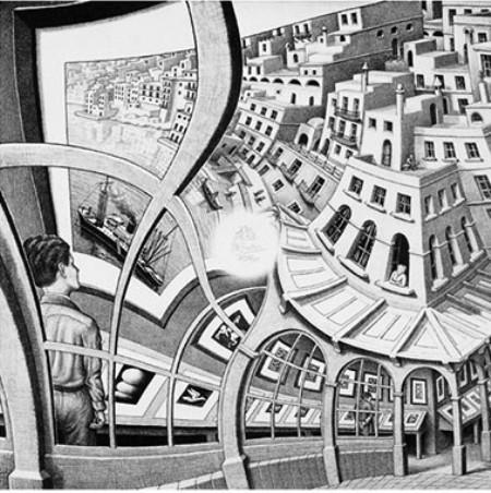 1956-Galleria di stampe